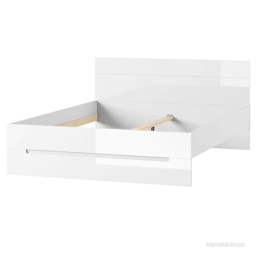 Кровать 160х200 Selene 33 цвет белый