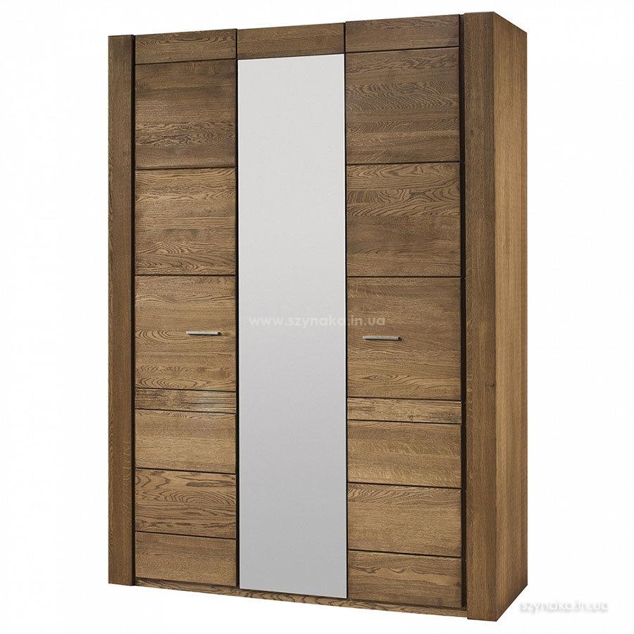 Шкаф 3-дверный Szynaka Velvet 73 с зеркалом